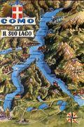 Como - E Il Suo Lago - 219 - Formato Grande Viaggiata – E 3 - Como