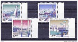 Duitsland 1993 Nr 1482/85 ** Zeer Mooi Lot Krt 3754 - [7] République Fédérale