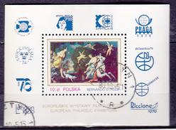 Pologne 1979 N° Y&T : BL. 85 Obl. - Blocs & Feuillets
