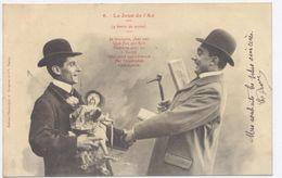 Le JOUR De L'AN, 9 Heures Du Matin - 1903- Dos Simple - Bon état- - Nouvel An