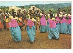 Cyimbo - Rwanda - Danseurs De Cyimbogo - Rwanda