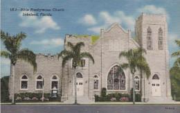 Florida Lakeland Bible Presbyterian Church Curteich