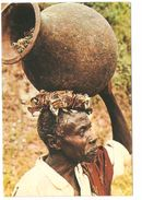Rwanda - Poterie Traditionelle - éd. Someca à Kigali - Rwanda