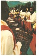 Gisenyi - Les Tambourinaires à Gisenyi - éd Someca à Kigali - Rwanda