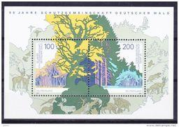Duitsland 1997 Blok Nr 37 ** Zeer Mooi Lot Krt 3764 - [7] République Fédérale