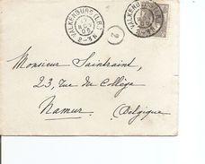 Pays-Bas ( Lettre De 1906 De Valkenburg Vers La Belgique à Voir) - Periode 1891-1948 (Wilhelmina)