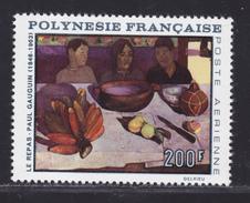 POLYNESIE AERIENS N°   25 ** MNH Neuf Sans Charnière, Tableau Gauguin, TB  (D1815) - Airmail