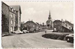 Villance - Eglise, Maisons Et Hôtel Vieux Jambon - Oldtimer - Circulé 1961 - Libin