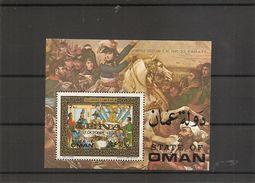 Napoléon - Iéna -1806 ( BF XXX -MNH- De Oman à Voir) - Napoleon