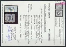Schweiz P13 Geprüft Gestempelt 1882 Portomarken (9045573 - 1882-1906 Stemmi, Helvetia Verticalmente & UPU