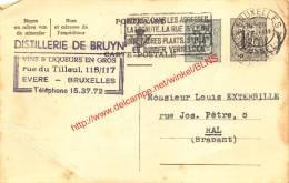 Distillerie De Bruyn - Vins Liqueurs En Gros - Rue Du Tilleul - Evere - Evere