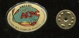 Pin's - ANGERS Plongée Sous Marine Plongeur ACPC - Plongée