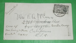 MEXIKO MEXICO - Brief Letter Lettre 信 Lettera Carta письмо Brev 手紙 จดหมาย Cover Envelope (Foto)(35102) - Mexique