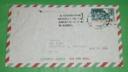 MEXIKO MEXICO - Brief Letter Lettre 信 Lettera Carta письмо Brev 手紙 จดหมาย Cover Envelope (Foto)(35109) - Mexique