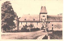 Spontin - CPA - Entrée Du Château - Yvoir