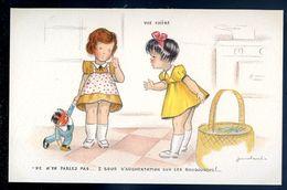 Cpa Illustrateur Jean Cheval .. Vie Chère    Sep17- 70 - Cheval