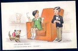 Cpa Illustrateur Jean Cheval .. Un Soutien Gorge Taille Moyenne    Sep17- 70 - Cheval