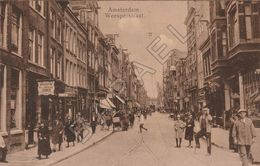 Amsterdam (Pays-Bas) - Weesperstraat - Amsterdam