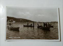Messina, Lago Ganzirri, Bella Cartolina Viaggiata Nel 1935. - Messina