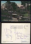 MANFREDONIA - FOGGIA - 1957 - GIARDINI PUBBLICI - Manfredonia