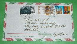 MEXIKO MEXICO - Brief Letter Lettre 信 Lettera Carta письмо Brev 手紙 จดหมาย Cover Envelope (Foto)(35114) - Messico