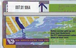 Telefoonkaart  LANDIS&GYR NEDERLAND * SERIE R-007.01 - 007.03 * Pays Bas Niederlande Prive Private  ONGEBRUIKT * MIN - Privé