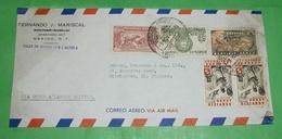 MEXIKO MEXICO - Brief Letter Lettre 信 Lettera Carta письмо Brev 手紙 จดหมาย Cover Envelope (Foto)(35140) - Mexico