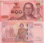 THAILAND  100 Baht    Commemorative   Princess   P127       UNC - Thailand