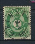 Norwegen 16a Gestempelt 1872 Posthorn (9099601 - Used Stamps
