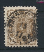 Finnland 15A Y Gestempelt 1875 Wappen (9108977 - 1856-1917 Russian Government