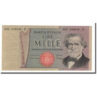 Italie, 1000 Lire, 1969-1981, KM:101h, 1981-05-30, TTB - [ 2] 1946-… : République