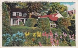 "New York Saratoga Springs """"Inniscara"""" Chauncey Olcott Cottage"