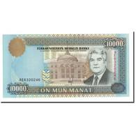 Turkmanistan, 10,000 Manat, 1996, KM:10, NEUF - Turkmenistan