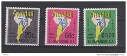 SALVADOR   PA 406/08  * *     Cup 1978     Football  Soccer  Fussball - Coupe Du Monde