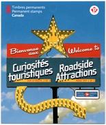 CANADA 2010 Roadside Attractions (2nd Issue): Stamp Booklet UM/MNH - Cuadernillos Completos/libretas Completas