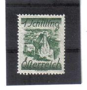 XAX19 ÖSTERREICH 1925  Michl 466  (*) FALZ SIEHE ABBILDUNG - 1918-1945 1. Republik