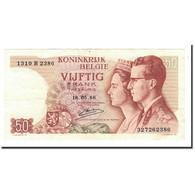 Belgique, 50 Francs, 1966, KM:139, 1966-05-16, TTB+ - [ 6] Treasury