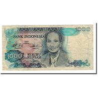 Indonésie, 1000 Rupiah, 1980, KM:119, TB+ - Indonesia