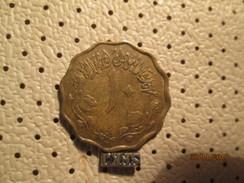 SUDAN 10 Milliemes 1978  -  1398  # 4 - Sudan