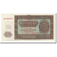 République Démocratique Allemande, 100 Deutsche Mark, 1955, KM:21, NEUF - [ 6] 1949-1990 : GDR - German Dem. Rep.