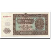 Billet, République Démocratique Allemande, 100 Deutsche Mark, 1955, KM:21 - 100 Deutsche Mark