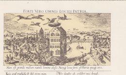 CPM:  KEMPTEN   (allemagne):  Forti Viro Omnis Locus Patria. (gravure).   (D2291) - Kempten