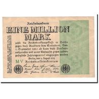 Allemagne, 1 Million Mark, 1923, KM:102a, 1923-08-09, SPL - [ 3] 1918-1933 : Weimar Republic