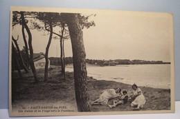 SAINT - BREVIN-les-PINS    --- Les Dunes Et La Plage Vers Le Pointeau - Saint-Brevin-les-Pins