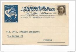 SAMOTHYL  1933 MILANO - Historical Documents