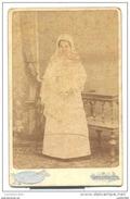 FOTO ANTICA STUDIO G.B. MIGNONE ALESSANDRIA CM.16X10,5 - Photographs