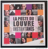 Livre 95 Pages Les Métiers De LA POSTE DU LOUVRE PARIS RP PARIS RECETTE PRINCIPALE Nombreuses Photos - Timbres