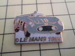 Pin1012b  Pin's Pins / Rare , Belle Qualité AUTOMOBILES / MERCEDES LE MANS 1955 - Mercedes