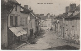 WASSIGNY  RUE DE L'EGLISE - Frankreich