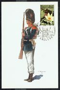 BE -  Grenadier En Tenue De Campagne -  Non Circulé - Not Circulated - Nicht Gelaufen. - Uniformes